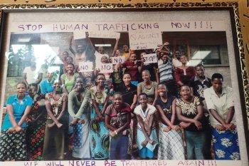 Foto von Frauen und Mädchen in Tanzania